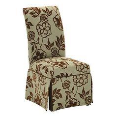 Skirted Parson Chair