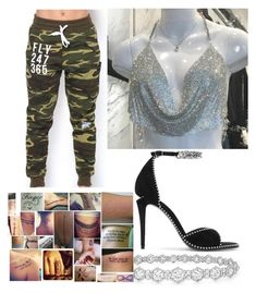 """""""Untitled #2558"""" by fallen-angel-007 on Polyvore featuring Alexander Wang and Epoque"""
