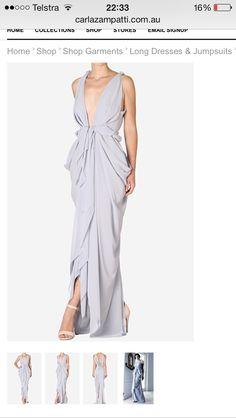Carla Zampatti Autumn/Winter 2014-  perfect as bridesmaid dresses