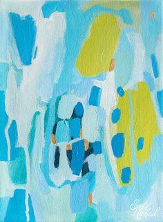Color Study No.13 Giclée by emmyrickard