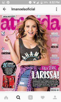 Livro Da Larissa Manoela, Atriz Larissa Manoela, Atrizes, Veados, Estrelas,  Fundo 671bf87443