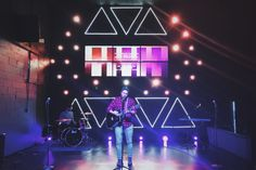 Above and Below | Church Stage Design Ideas