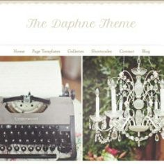 The Daphne Wordpress Theme