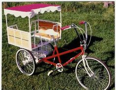 Tempo Tricycles - Mack & Nomad Tricycles