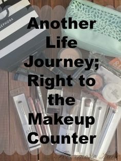 #beautyhaul Another Life Journey; Right to the Makeup Counter | Nevermore Lane