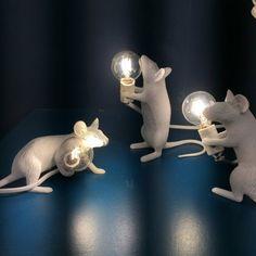 Des lampes souris, Seletti