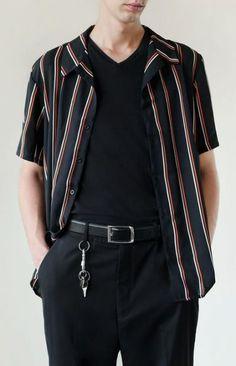 New Fashion Mens Casual Streetwear Menswear Ideas Trendy Dresses, Casual Dresses, Casual Outfits, Men Casual, Casual Clothes, Casual Shoes, Man Style Casual, Guy Clothes, Casual Menswear