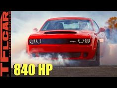 2018 Dodge Demon: Everything You Ever Wanted to Know Including All the H...