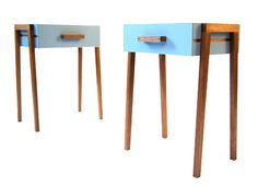 Animate Bedside Tables by Young & Norgate
