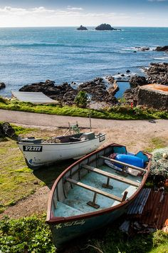 Cape Cornwall, UK