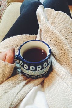 Sweater weather and a good cup of coffee... That mug is from TJ MAxx... It's made in Poland. I just bought one. #loveit