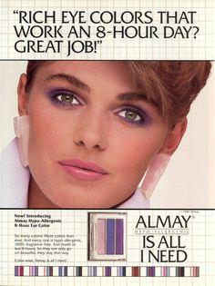 Makeup ad (1986)