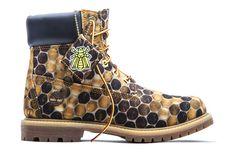 Las botas eco-amigables de #Timberland X #Pharrell Williams http://www.styleinsumos.com/newsdetalle.php?id=914