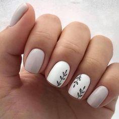 beautiful acrylic short square nails design for french manicure nails 35 ~ . - - beautiful acrylic short square nails design for french manicure nails 35 ~ Modern House Design Square Nail Designs, Cute Nail Art Designs, Short Nail Designs, Acrylic Nail Designs, Acrylic Nails, Coffin Nails, Acrylic Art, Speing Nails, Pink Coffin