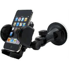 Universal Car Mount Holder for iPhone MP4 PDA GPS US Stock [GD900125-XLJ-015] - $6.50 : egoodeal, online shopping for wholesale consumer electronics