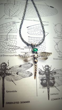81bc210ba 8 Best Dragonfly Necklace images
