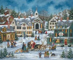 The Spirit of Christmas bonnie white