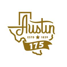 175 Years of Austin, Texas (USA)