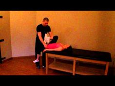 Levator Scapulae Active Stretch - YouTube Scapula, Stretching, Fitness Inspiration, Flexibility, Exercises, Manual, Acting, Positivity, Science