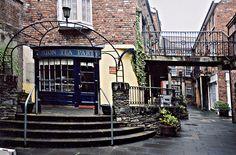 The 'Boston Tea Party' Tea Room, Derry, Ireland