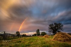 The Rainbow by greenlemon #Landscapes #Landscapephotography #Nature #Travel #photography #pictureoftheday #photooftheday #photooftheweek #trending #trendingnow #picoftheday #picoftheweek