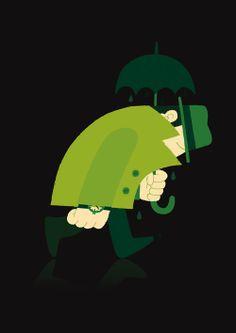Adrian Johnson Studio Ltd. The Path to Fulfilment illustration graphic design retro vintage style graphic Simple Canvas Paintings, Beautiful Paintings, 3d Cartoon, Cartoon Characters, Graphic Illustration, Graphic Art, Graphic Design, 3d Character, Character Design