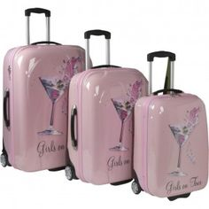 WANT! Seriously, everything about this set screams 'Lola'. These were made for me. Why are they not in my life?