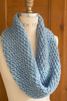 Ravelry: Last-Minute Cowls pattern by Churchmouse Yarns and Teas