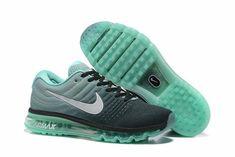 lowest price 61f12 e735a nike femme pas cher,air max 2017 classic verte et noir Sneakers Nike, Air