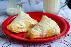 3 Ingredient Easy Apple Turnovers
