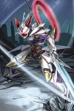 Fantasy Character Design, Character Concept, Character Inspiration, Character Art, Arte Gundam, Gundam Art, Robot Concept Art, Armor Concept, Arte Cyberpunk