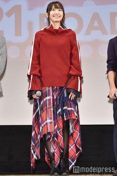 (画像2/2)新垣結衣、プロから絶賛受け喜び サプライズ登場に観客悲鳴<ミックス。>