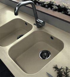 Corian-tiskiallas Cuba, Corian, Solid Surface, Sink, Image Search, Kitchens, Design, Home Decor, Kitchen