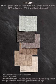 Ballard Designs Trilby fabrics