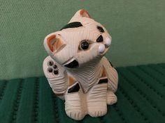 De Rosa Rinconada Calico Cat Duo, Cat #190 and Baby Cat #191b, Stamped FREE SHIP | eBay