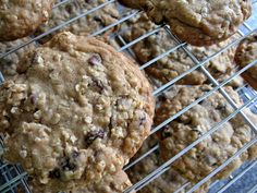 ultimate oatmeal cookie - MRS: I just made these and they're really good! (If I made again I might make them less sweet, though.)