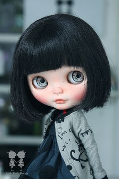 Totto-Chan for Adoption   da little dolls room