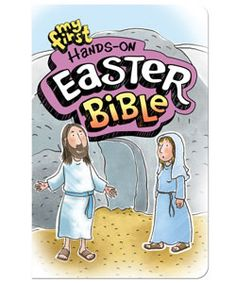 Give your 3- to 6-year-old an everlasting love for Jesus and his resurrection!