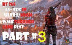 Rise of the Tomb Raider Walkthrough Gameplay - Part 3