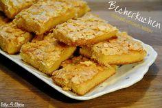 Rezept für einen Becherkuchen - schnell, einfach, lecker: http://www.bettys-elbgruen.de/recipe/becherkuchen/