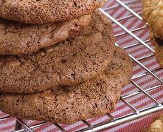 Chewy Chocolate Cookies - DIABETIC & DIET FRIENDLY