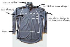 dress+shirt+repurpose1.jpg (1008×671)