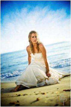 Beach Trash the Dress