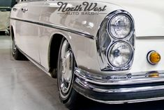 Mercedes 250 S detailed by NorthWest Auto Salon