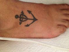 Tro , håp og kjærlighet tatoveringen min