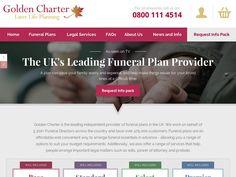 #Golden Charter - Funeral Plans.