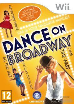 Amazon.com: Dance on Broadway (Nintendo Wii): Video Games