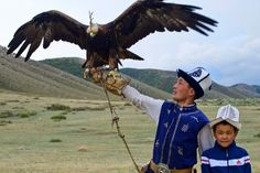 Eagle hunter: In the mountains of Kyrgyzstan