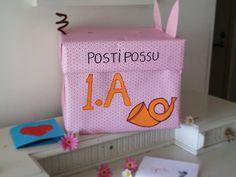 Askarteluvinkki alakouluun: Postipossu – Sanoma Pro