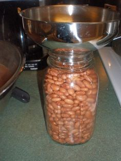 Canning Dried Beans